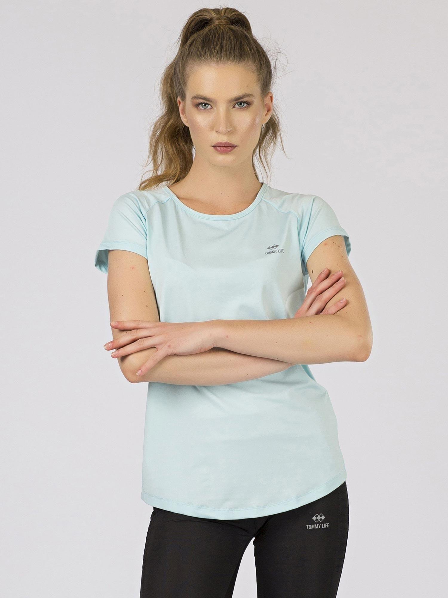 Marškinėliai trumpomis rankovėmis sportui