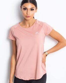 Rožiniai Marškinėliai Sportui ir Laisvalaikiui