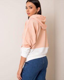rožinis džemperis sportui moterims